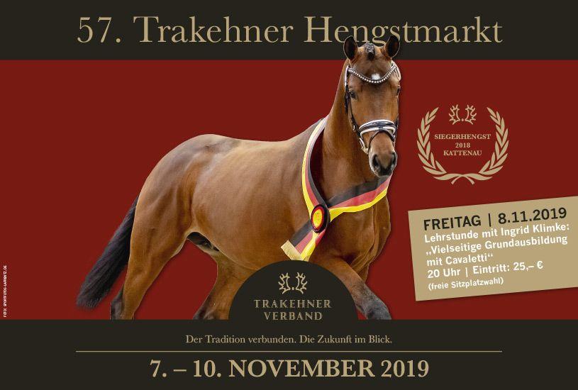 Trakehner Hengstmarkt 2019