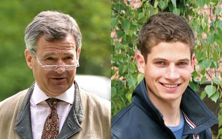 Burkard Wahler übergibt Betriebsleitung Klosterhof Medingen an seinen Sohn Christoph